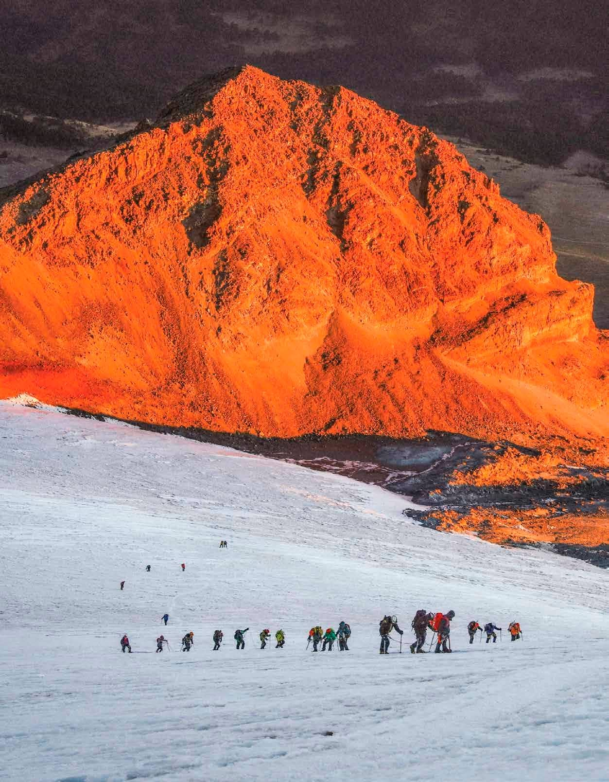 El turismo vuelve a la naturaleza