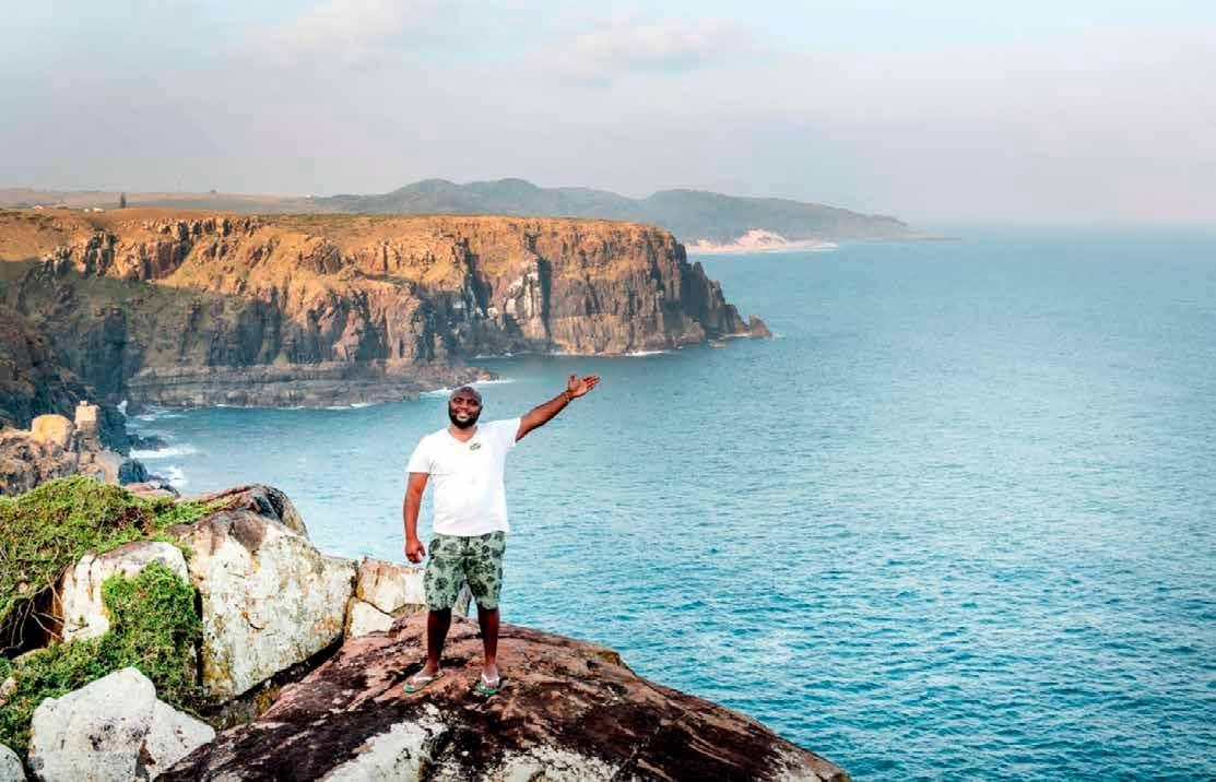 Escape costero - Una costa en verdad salvaje