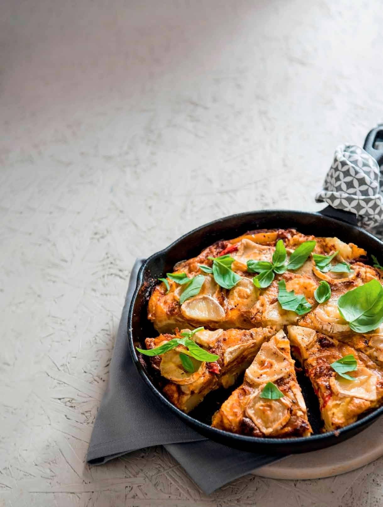 Cocina tu mismo – Tortilla española