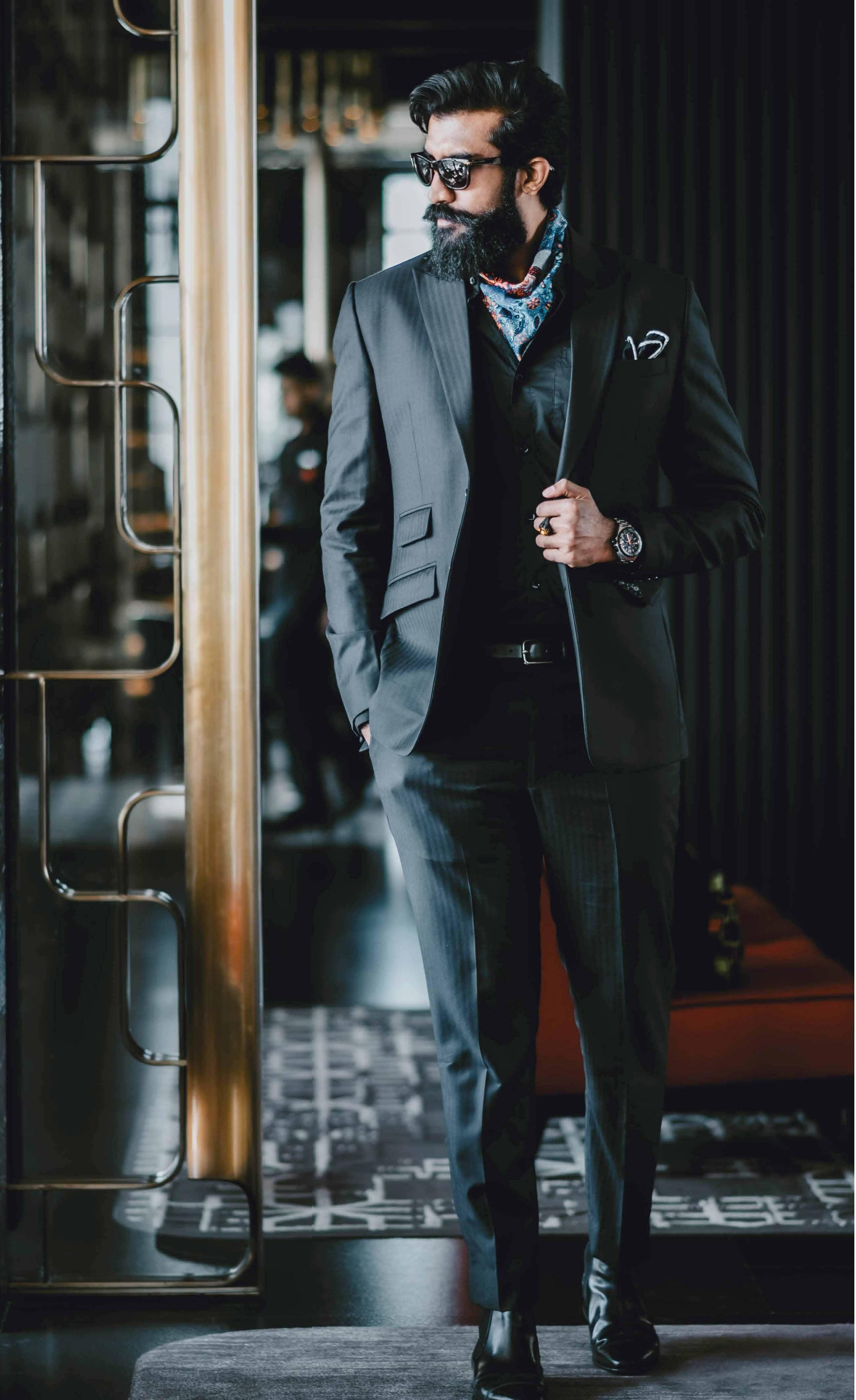 JAZWIN JAAF: Public Figure & Purveyor of the Gentlemanly Lifestyle