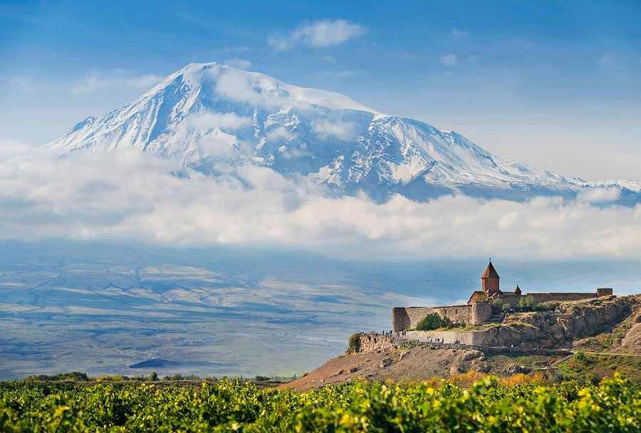 Armenia – Después del diluvio...