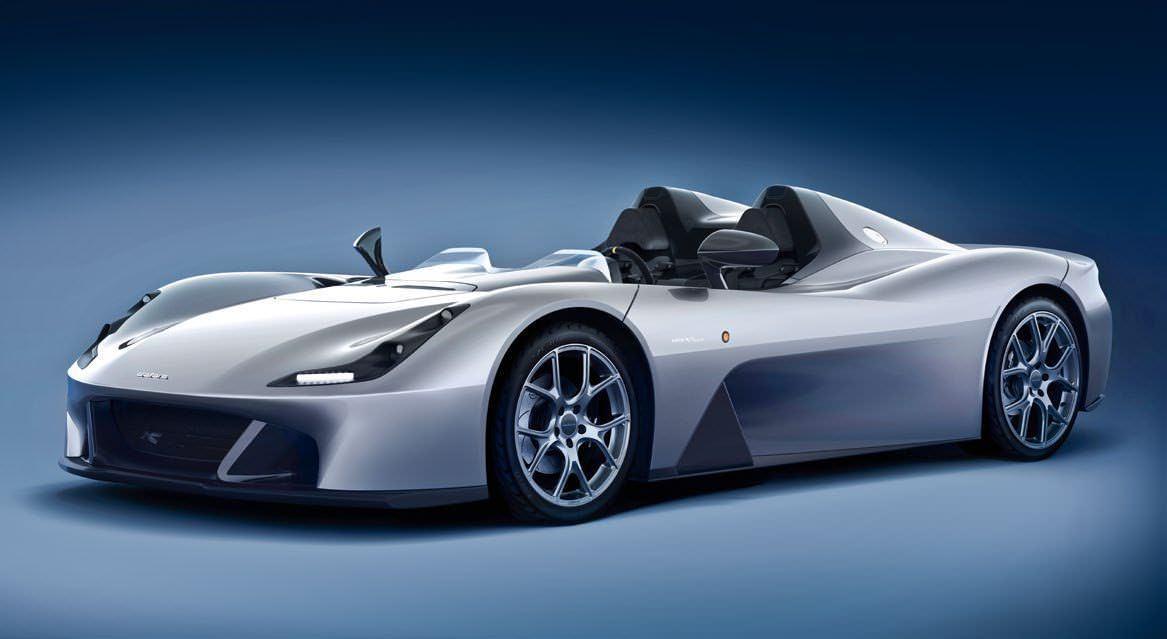 Dallara Stradale Revealed