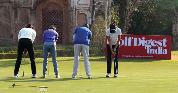 PGA Of America Endorses India Learn Golf Week