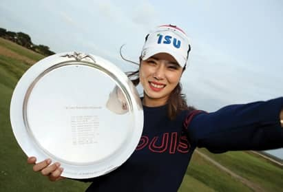 Hee Young Park Wins ISPS Handa Vic Open In A Playoff