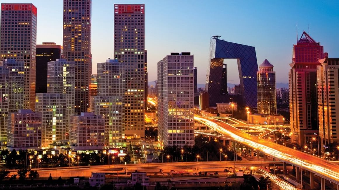 China's Choicest Core Of Commerce Beijing