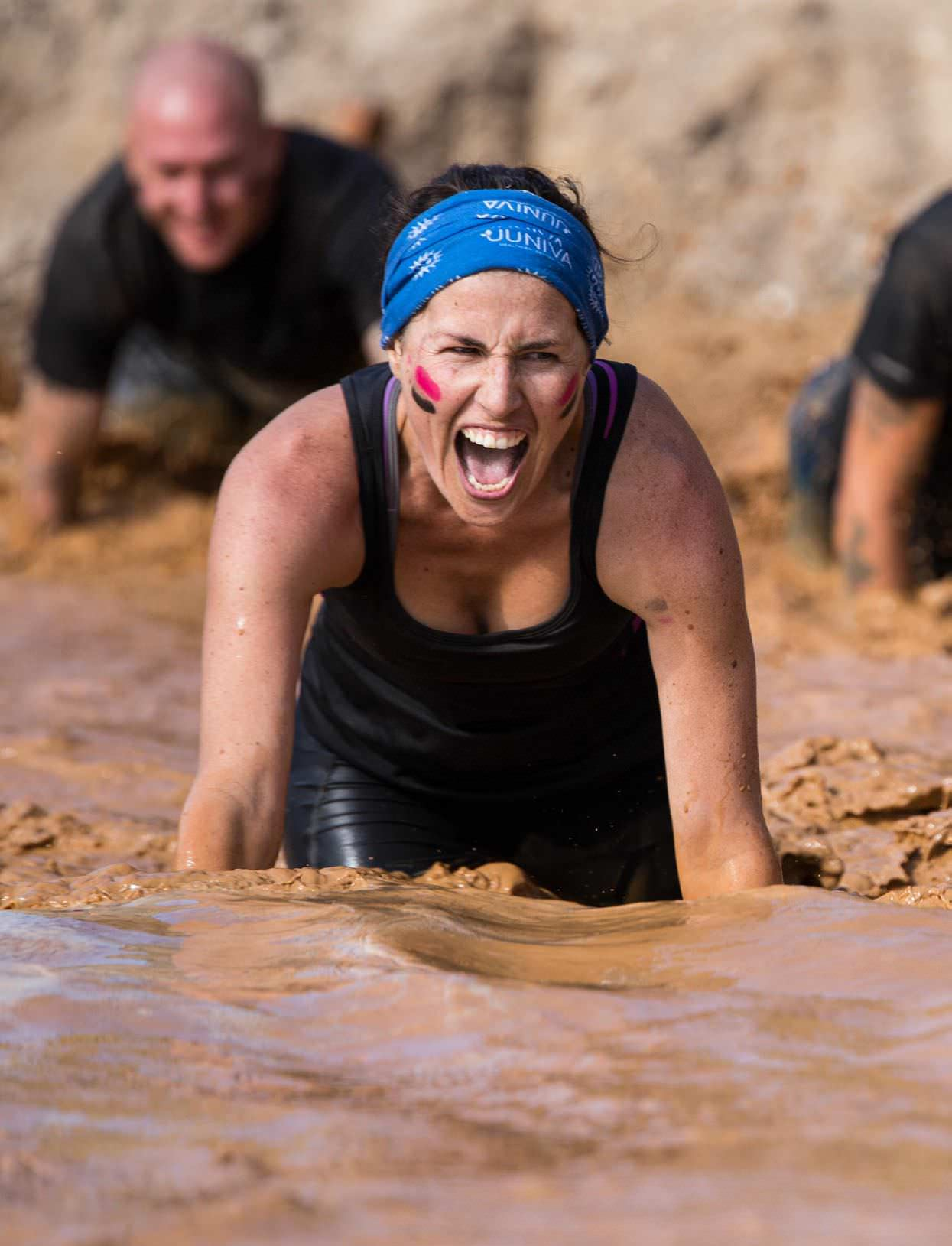 Obstacle Course Racing: Mud, Guts and Fun.