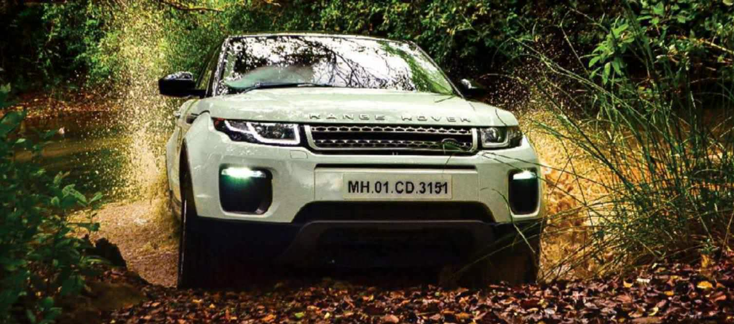 The Wild Side Of Land Rover