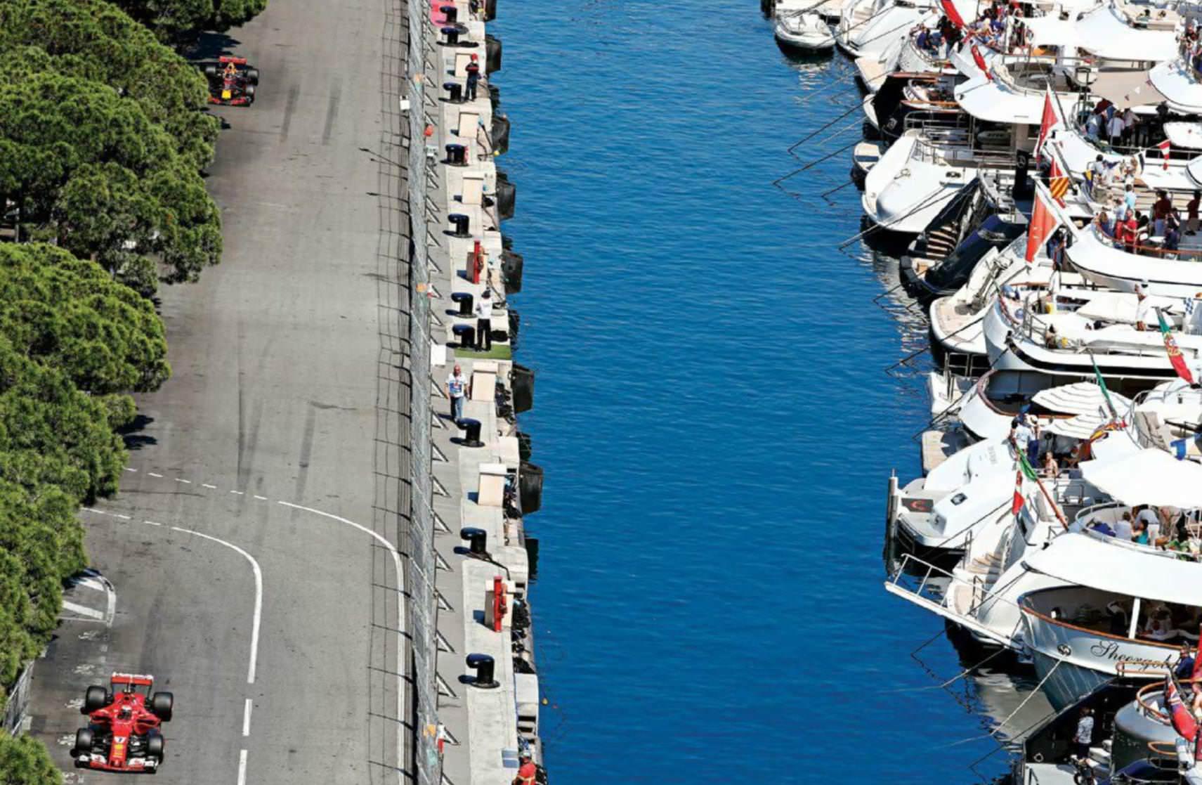 Red Hot Monaco