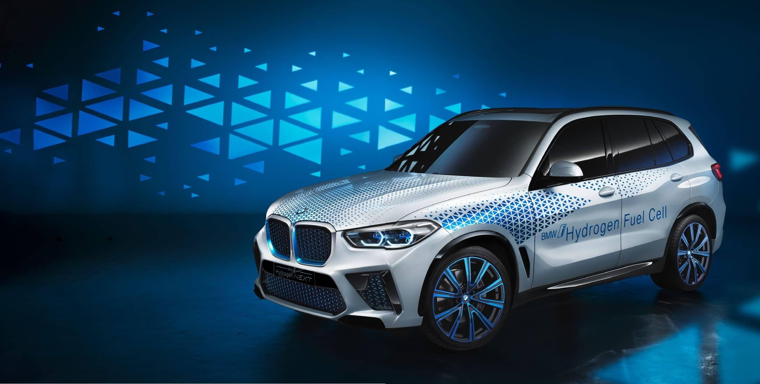 BMW i Hydrogen Fuel Cell Making Steady Progress