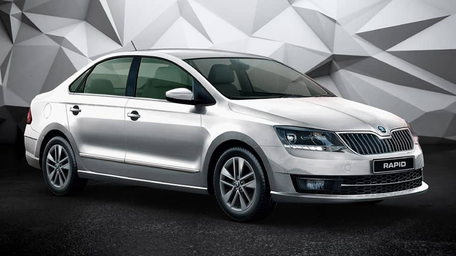 Skoda Rapid 1.0 TSL - All New Engine And A New Attitude