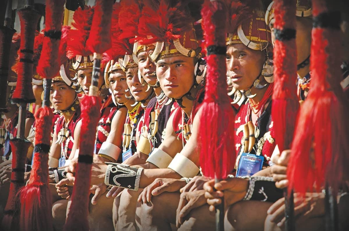 The Treasure Trove Of Tribes Hornbill Festival