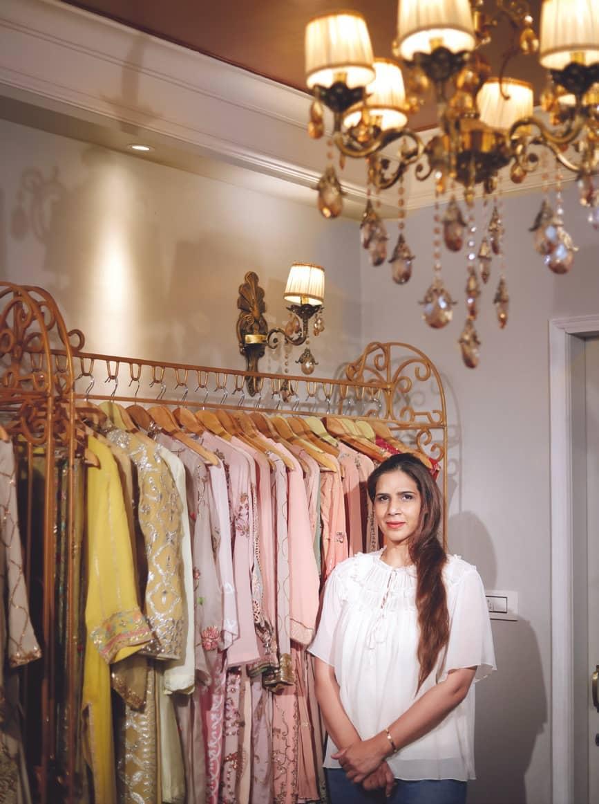 An Unfaltering Designer Samarjeet Kaur Gurm