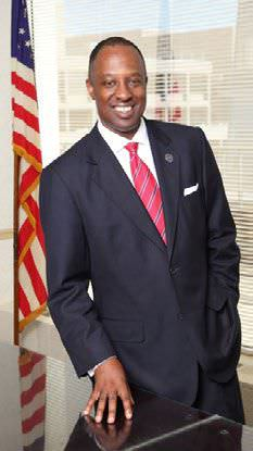 Ron Busby, Sr. President And CEO Of The U.S. Black Chambers, Inc. 'Visionary Game Changer'