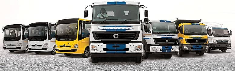 BHARATBENZ GROWTH STORY