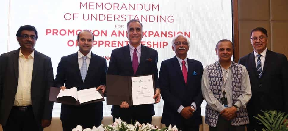 THSC and Marriott sign MoU