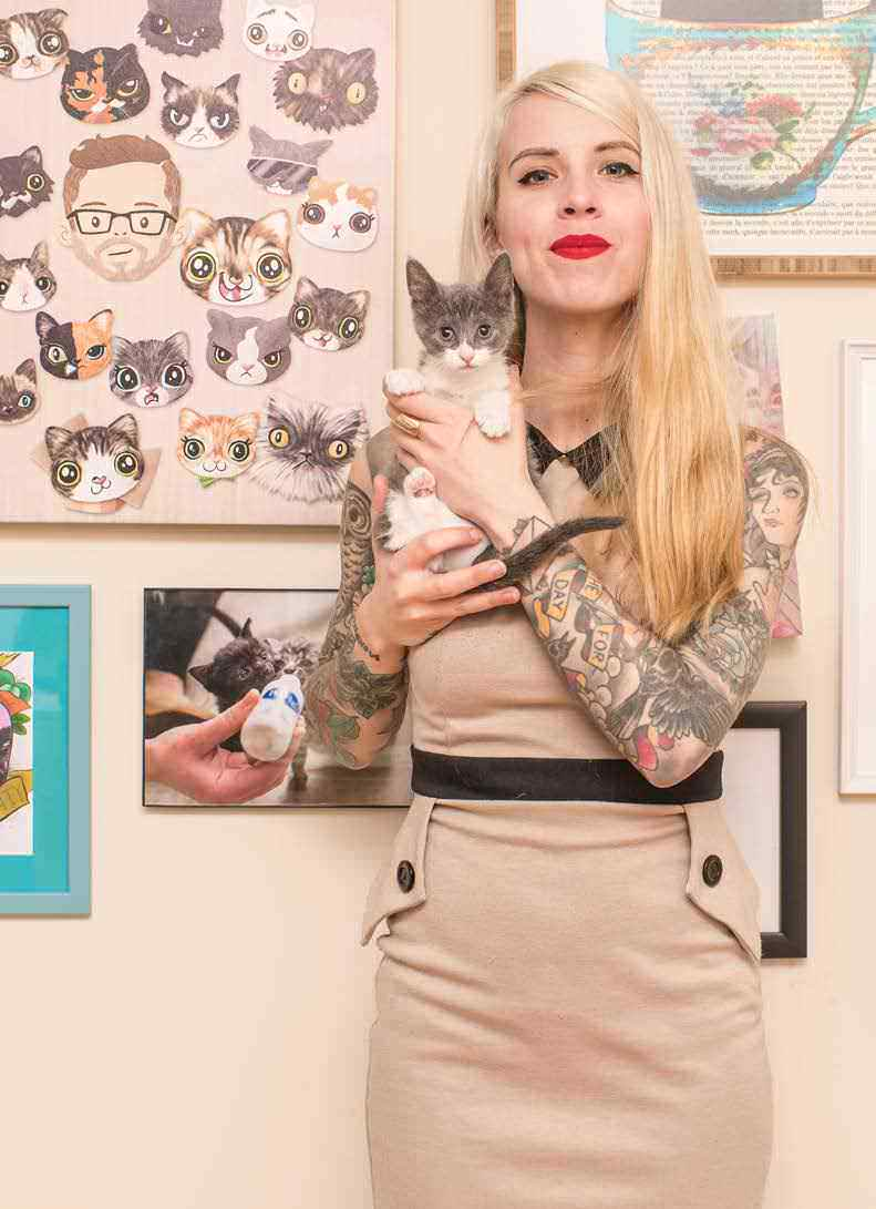 Hannah Shaw- A Neonatal Kitten Rescuer, Educator, And Advocate
