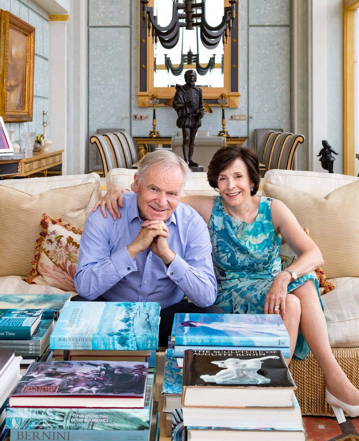 The Odd Couple: Jeffrey & Mary Archer