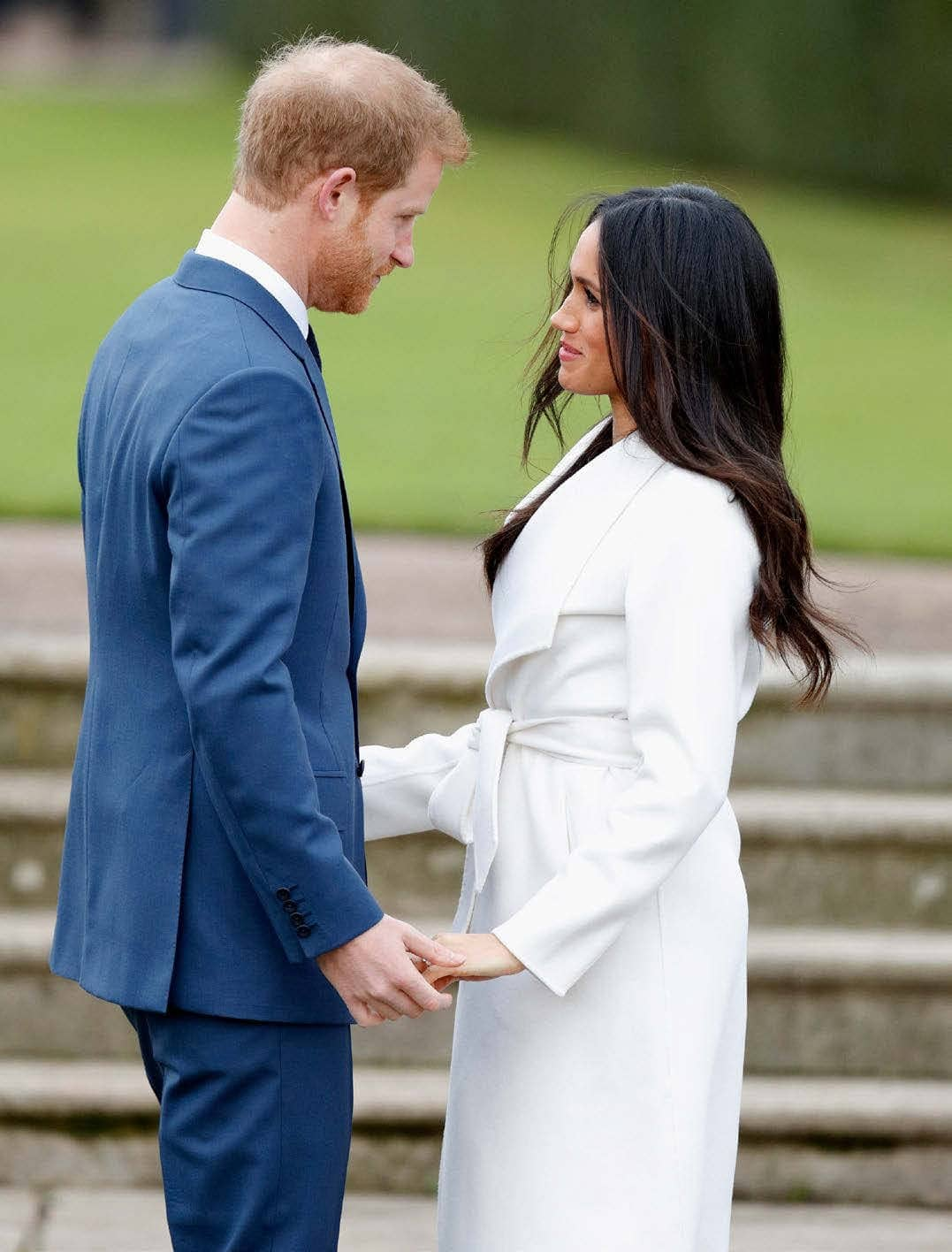 Harry & Meghan The Real Story
