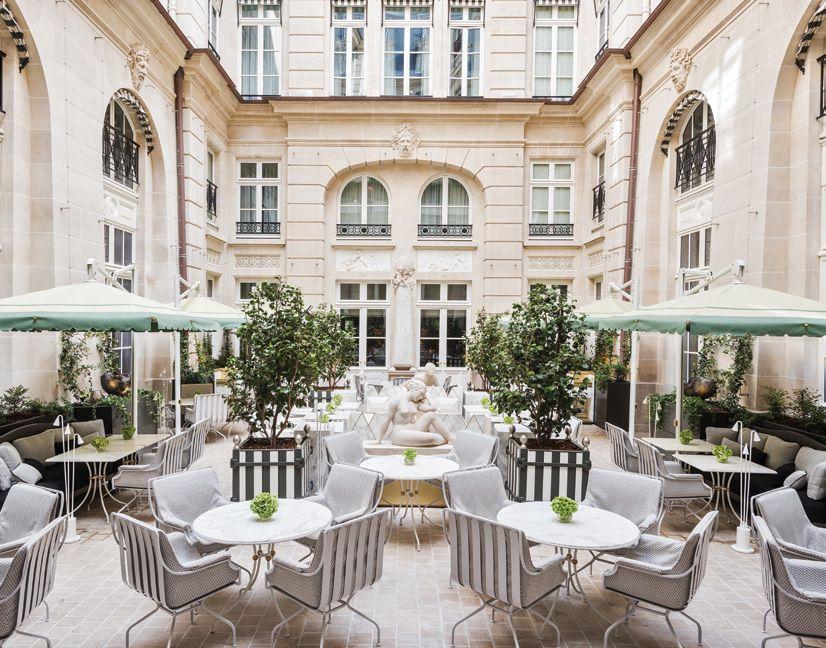 Sharp Spaces - Heart Of Paris