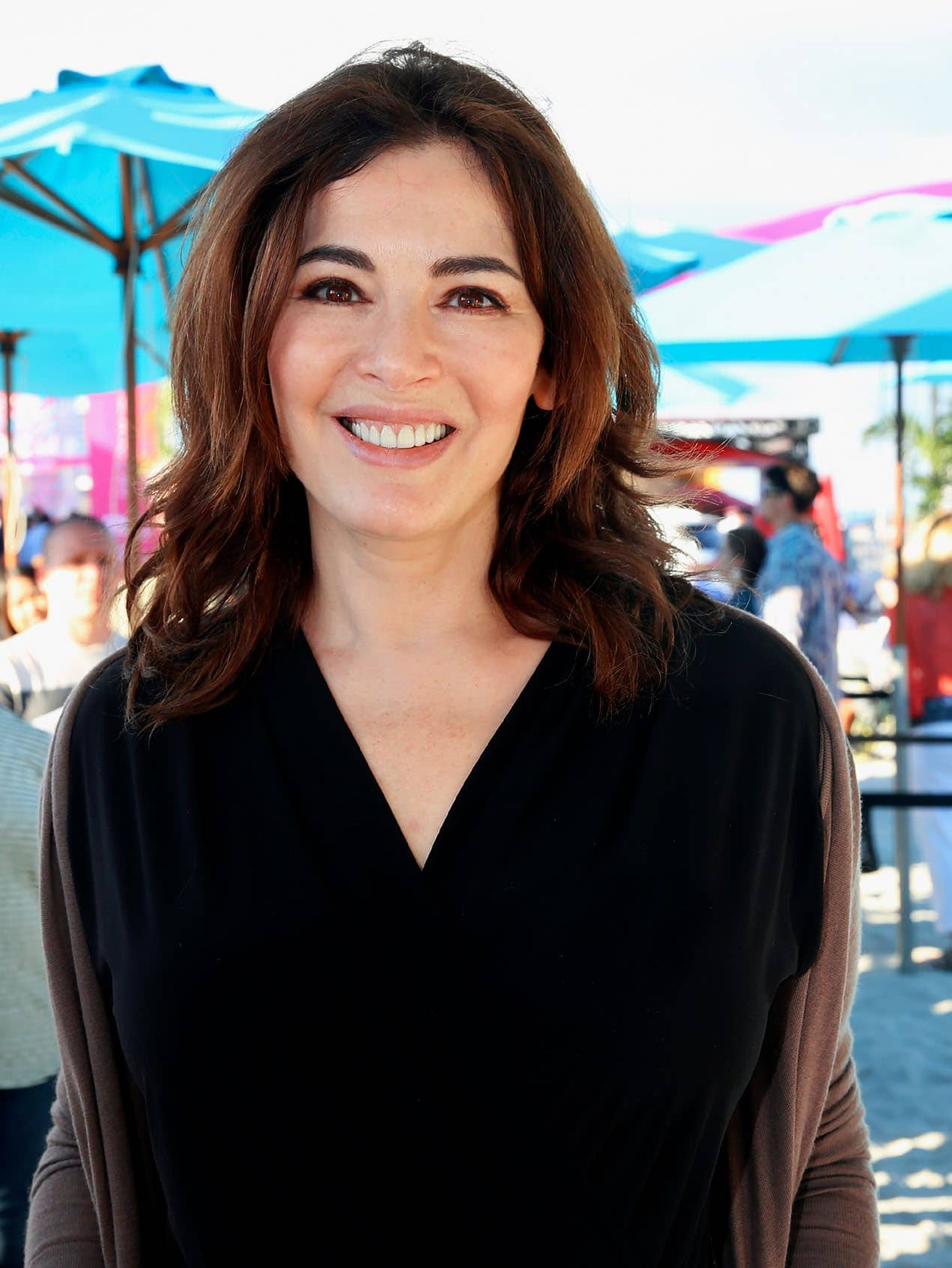 CLEANSING HER PALATE Nigella's new direction at 60