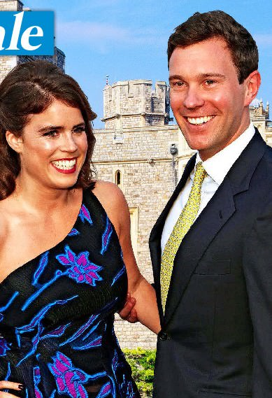 The Price Of A Fairytale Eugenie's Big Wedding Blowout!
