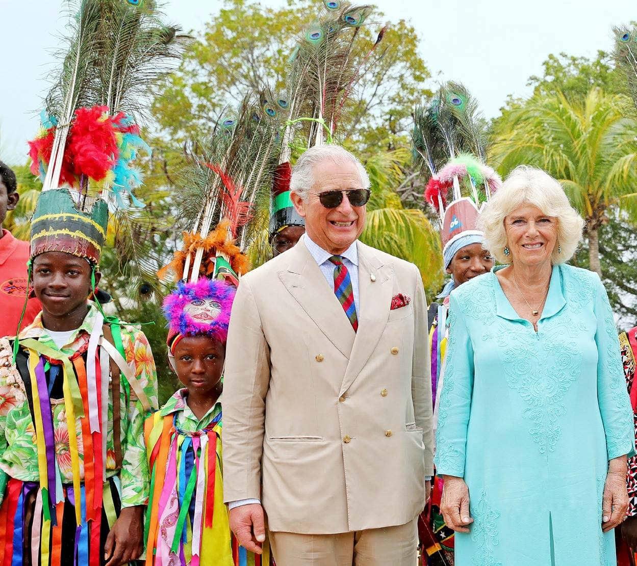 Caribbean King & Queen