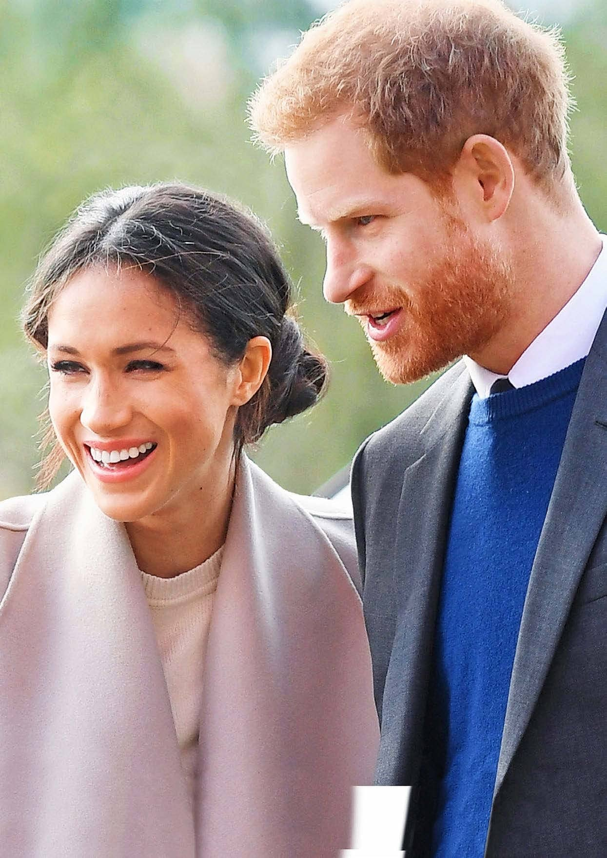 Playmates For Archie! - Meghan & Harry Can't Wait
