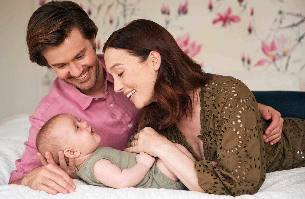 Ready, Steady, Freddie! - Antonia & Dan's Baby Joy