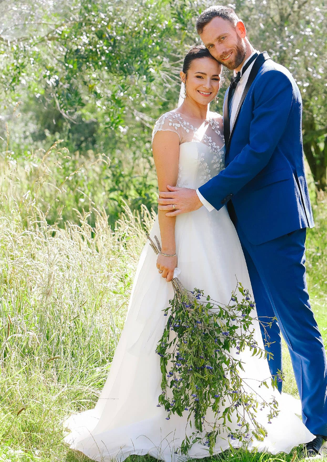 Whirlwind ceremony: LOVE-ALL FOR TENNIS STAR MICHAEL VENUS