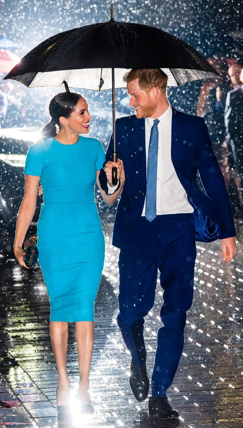 The Final Showdown Meghan & Harry's Dramatic Exit!