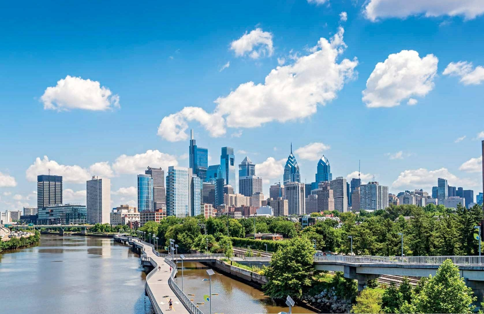 PHILLY HITS NEW HEIGHTS