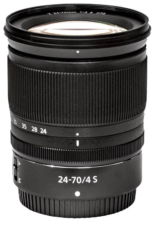 A Sharp, Compact, Standard Zoom Lens