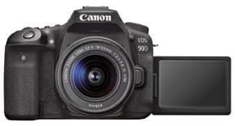 Canon Announces EOS 90D, M6 Mark II