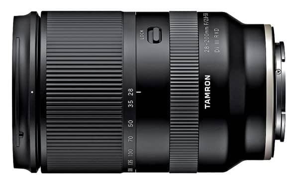 Tamron Unveils All-In-One Zoom Lens