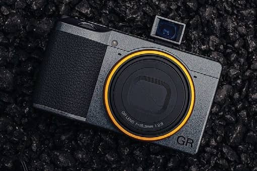 Ricoh Launches GR III Street Edition