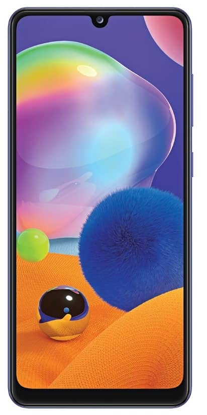 Samsung Launches Galaxy A31