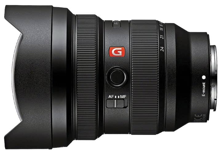 Sony Launches 12-24mm G Master