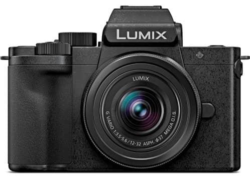Panasonic Launches Lumix G100 Camera