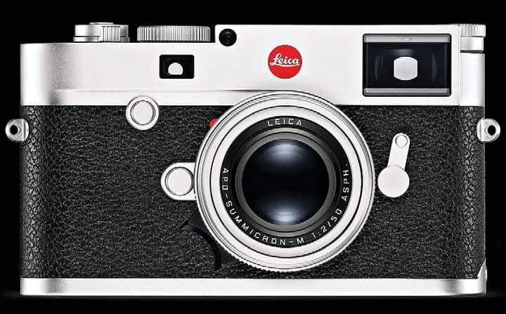 Leica Introduces M10-R Camera