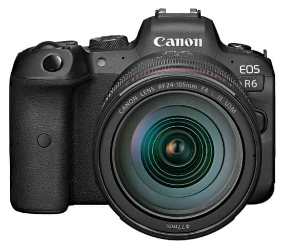 Canon Launches EOS R5 and R6