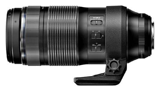 Olympus Announces 100-400 mm f/5-6.3 IS Lens