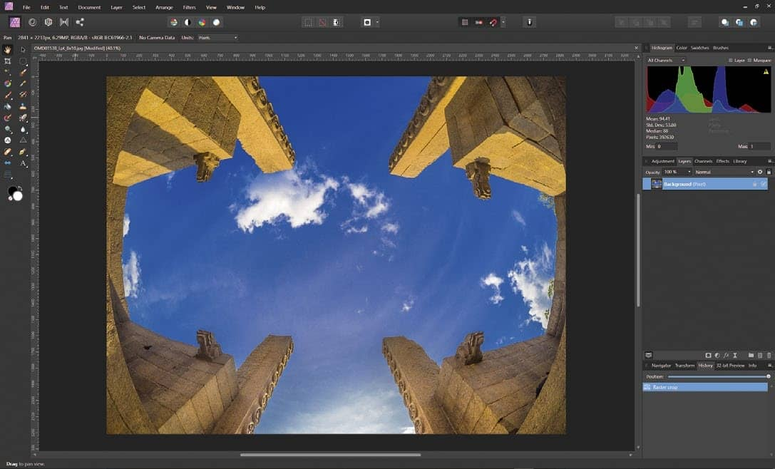 Affinity Photo A Low-Cost Photo Editor