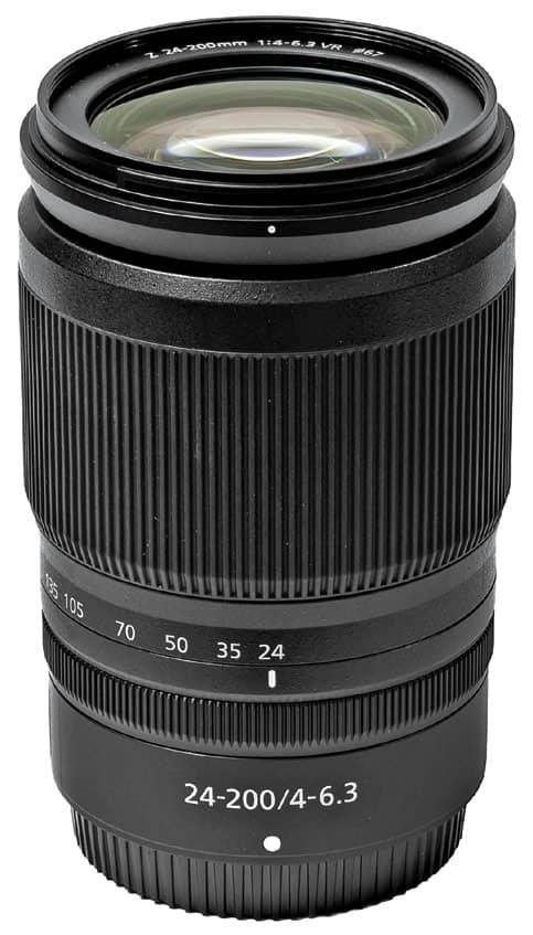A compact, lightweight, travel lens!