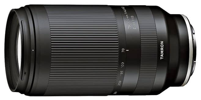 Tamron Launches Telephoto Zoom Lens