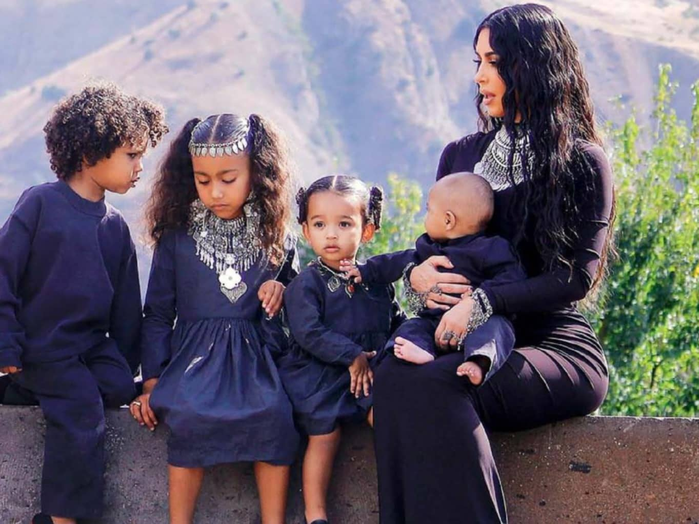 Kardashian's Spiritual Pilgrimage