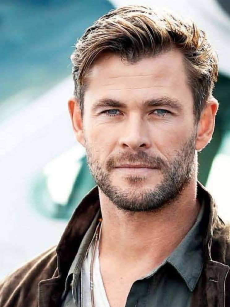 Chris Hemsworth 'I'm Just Enjoying The Moment