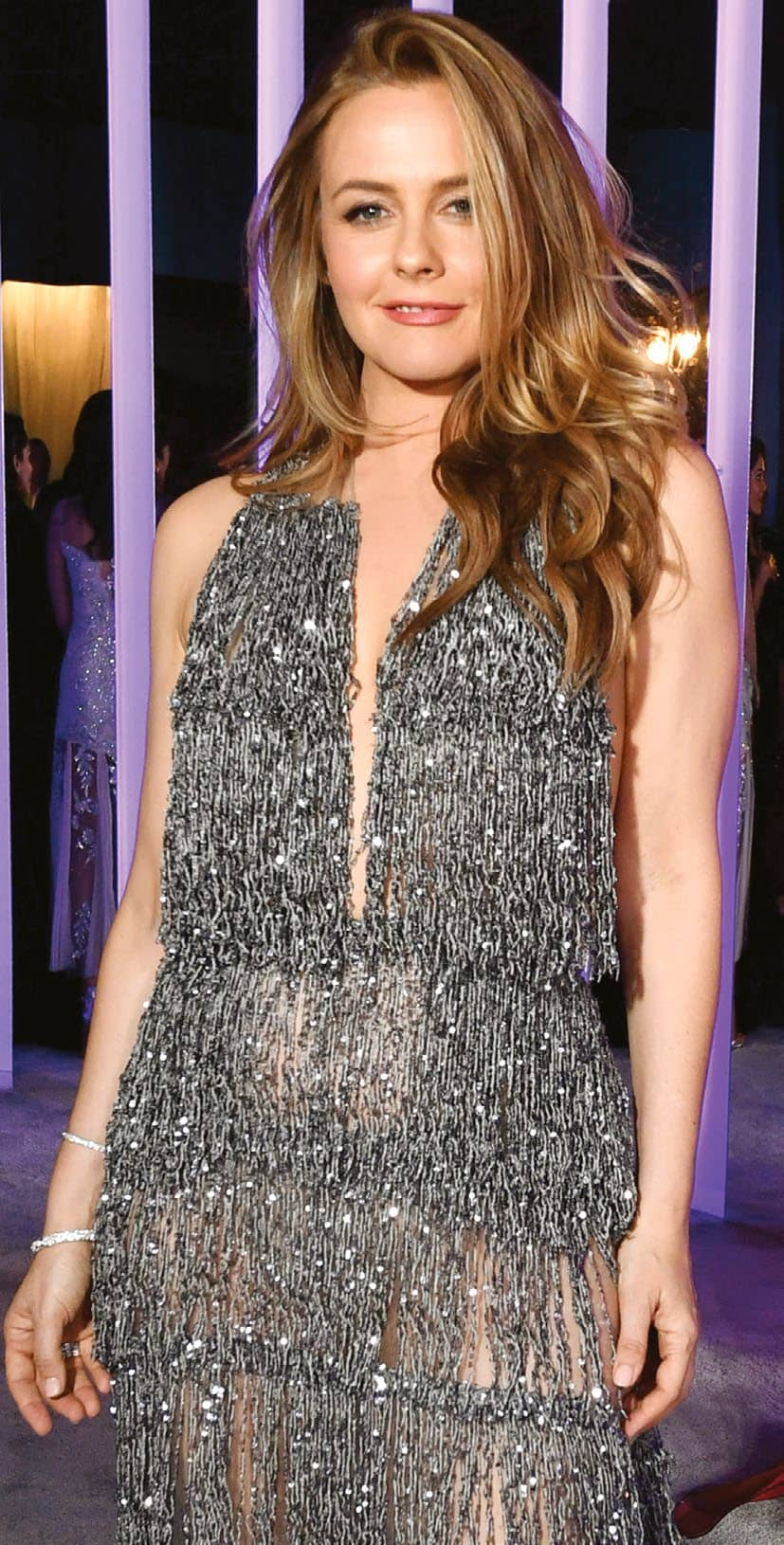 ALICIA SILVERSTONE: 'WE'RE ALL PERFECTLY IMPERFECT