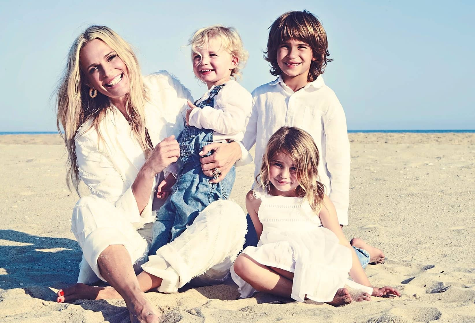 MOLLY SIMS Finding Joy & Staying Sane