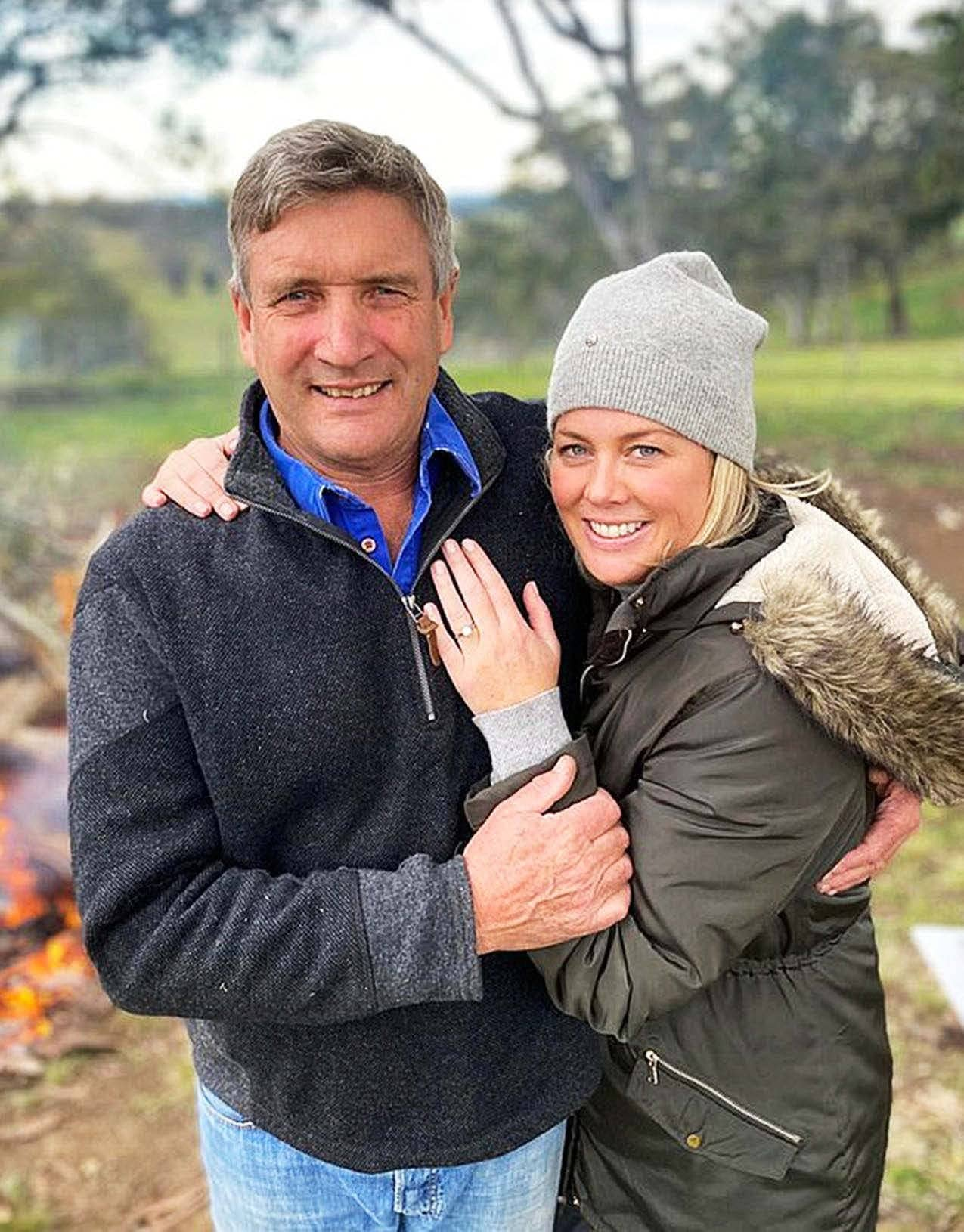 Sam Armytage - I'M GETTING MARRIED!