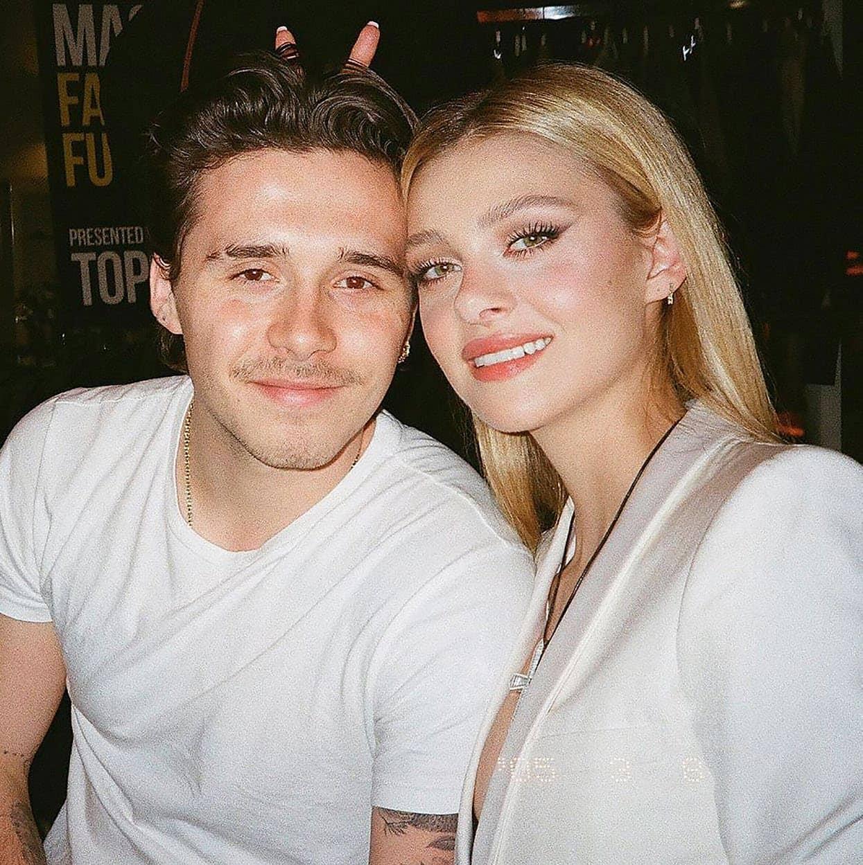 Brooklyn & Nicola Married Already?